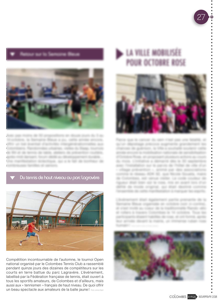Colombes Tennis Club